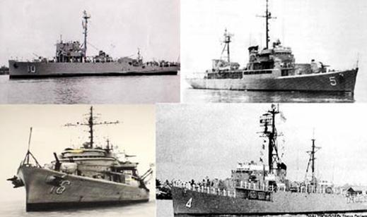 Diễn biến cuộc hải chiến Hoàng Sa năm 1974