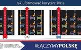 Ba Lan: Thay đổi luật giao thông từ 6/12/2019 tới: hành lang cứu hộ (korytarz życia) và đi luân phiên (jazda na suwak) sẽ có hiệu lực
