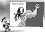 Sự khác nhau giữa phụ nữ ngày thường và phụ nữ ngày 8.3