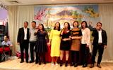 Hội đồng hương Thái Bình tại Ba Lan gặp mặt cuối năm.