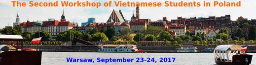 Thông báo mời dự Hội thảo sinh viên Việt Nam tại Ba Lan lần thứ II