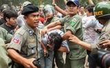 Campuchia giải cứu 10 người Việt bị bắt cóc, bỏ đói