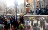 Hai vụ nổ bom liên tiếp ở nhà thờ Ai Cập, ít nhất 44 người thiệt mạng