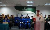 Lễ khai giảng năm học mới tại Đại học Almamer