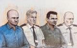 Anh kết án tù 4 người vụ 39 người Việt chết trong container