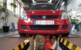 Ba Lan: Thay đổi về kiểm tra kỹ thuật xe từ ngày 13-11-2017.