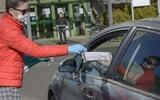 Ba Lan: Khẩu trang trên ô tô. Không có không chỉ bị phạt 500 zł mà có thể còn bị các tiền phạt nặng hơn