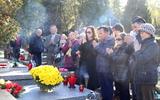 Hoạt động của Người Việt tại Ba Lan trong dịp lễ các thánh