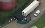 39 thi thể trong xe tải. Chủ nhân xe đã nhận tội