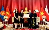 Trao Huân chương Hữu nghị cho nguyên Đại sứ Ba Lan tại Việt Nam