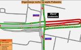 Bỏ đường quay đầu xe ở Vành đai phía Nam Vác-sa-va (POW). Sẽ có thay đổi về giao thông
