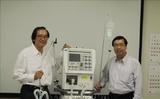 Công ty Metran (Nhật Bản) sẽ sản xuất máy trợ thở cho Việt Nam phòng chống dịch COVID-19