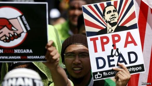 Hệ quả của việc Hiệp định TPP sụp đổ là gì?