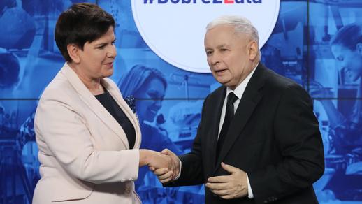 Tin vắn Ba Lan (16/11/2017)