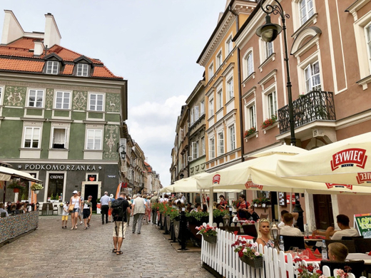 Ba Lan trong tim tôi.