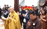 Lễ Vu Lan báo hiếu Phật lịch 2564, dương lịch 2020 tại chùa Nhân Hòa, Ba Lan.