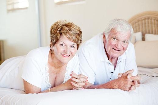 Làm thế nào để có một cuộc sống tình dục mỹ mãn ở người cao tuổi