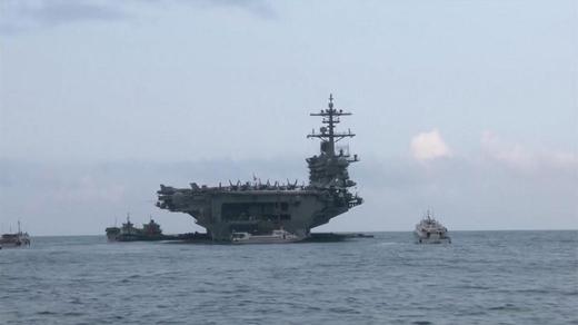 Mỹ, Úc và Anh công bố hiệp ước quốc phòng mới