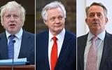 Ba người chi phối quá trình rời EU của Anh