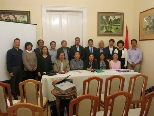 Hội Trí thức Việt - sân chơi mới về trí tuệ tại Hungary
