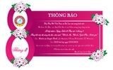 Thông báo của Hội Phụ nữ Việt Nam tại Ba Lan