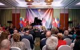 Trang trọng kỷ niệm 74 năm Quốc khánh Việt Nam tại Ba Lan