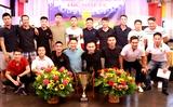 Ra mắt CLB bóng đá Hà Nội FC.