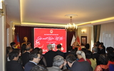 Đại sứ quán Việt Nam tại Ba Lan Gặp mặt đầu năm 2019 với Cộng đồng người Việt Nam tại Ba Lan.