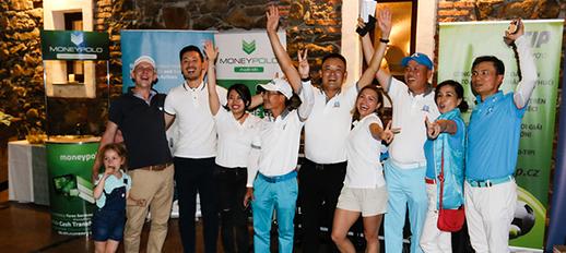 Giải golf séc mở rộng 2017 thành công rực rỡ