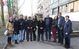 Người Việt tại Donetsk (Ukraine) bất an vì giao tranh