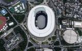Lễ khai mạc Thế vận hội tại sân vận động ở Tokyo