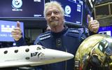 Chuyến bay du lịch có người lái đầu tiên vào vũ trụ