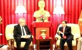 Đại sứ Vũ Đăng Dũng trao đổi hợp tác với Bộ trưởng Bộ Nông nghiệp và Phát triển nông thôn Ba Lan