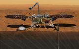InSight Lander: có mục tiêu thám hiểm bên trong của sao Hỏa