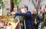 Lễ Thượng Nguyên Tân Sửu 2021 tại chùa Nhân Hòa, Ba Lan,