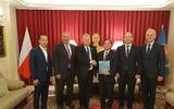 Đại sứ Vũ Đăng Dũng tiếp xúc với lãnh đạo Ba Lan  trước thềm Lễ kỷ niệm Quốc khánh Việt Nam