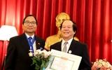 Chia sẻ của ông Lê Văn Mừng, trưởng tiểu ban y tế, Ban hỗ trợ cộng đồng VNTBL phòng, chống dịch Covid-19.