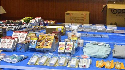 Nhật phát hiện kho hàng ăn cắp lớn của nhóm người Việt