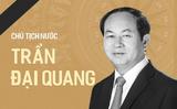 Chủ tịch nước Trần Đại Quang từ trần - Thông báo mở sổ tang tại Đại sứ quán
