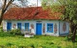 Ngôi làng 'hoa hoét' dễ thương ở Ba Lan