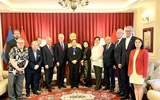Đại sứ Vũ Đăng Dũng chúc mừng  Nhóm Nghị sỹ hữu nghị Ba Lan – Việt Nam