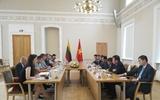 Bộ trưởng Công an Tô Lâm thăm làm việc tại Lít-va