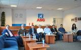 Đại diện thành phố Emmen thăm và làm việc với TTTM ASG - Ba Lan