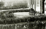 27/12/1918: Ba Lan chống lại Đức ở Poznan