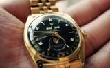 Sắp đấu giá đồng hồ đắt tiền của vua Bảo Đại