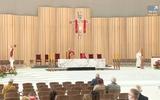 Ba Lan: Hôm nay (31-05) là ngày Lễ Xanh - Zielone Świątki. Thánh lễ được phát sóng từ thánh đường Świątynia Opatrzności Bożej (Chúa Phù hộ), vào hồi 9:00