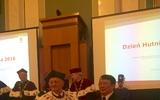 Lễ trao danh hiệu Lãnh sự Danh dự Học Viện Mỏ - Luyện kim AGH Krakow cho ôngHồ Chí Hưng.