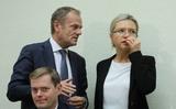 Tusk đối đầu với Wassermann: cuộc xung đột của hai cách nhìn về nhà nước Ba Lan
