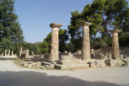 Thế vận hội Olimpic thời thượng cổ