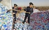 Phát hiện kẹo sữa mềm chứa Melamine tại Việt Nam